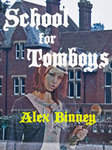 School for Tomboys by Alex Binney